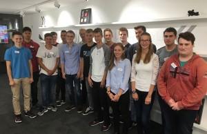 16 neue Azubis bei Elektro Breitling starten durch