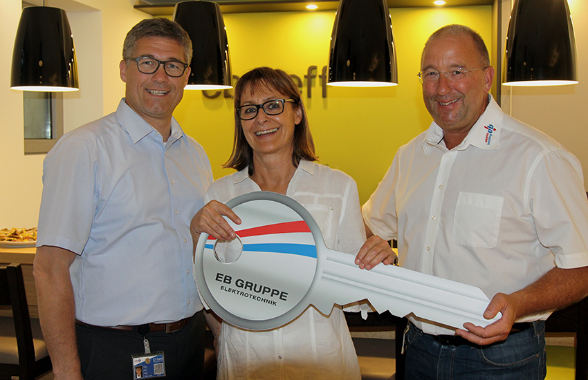 NL Stuttgart öffnet seine Pforten